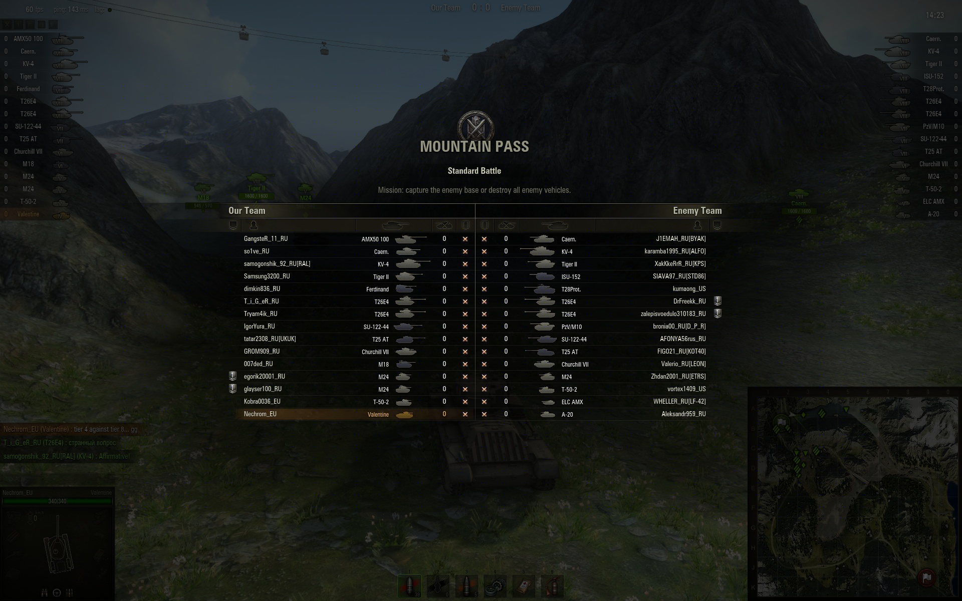 wot valentine ii matchmaking Unofficial wot console guide which tanks have preferential matchmaking valentine ii has +0 so that it only and always sees tier 4 games.